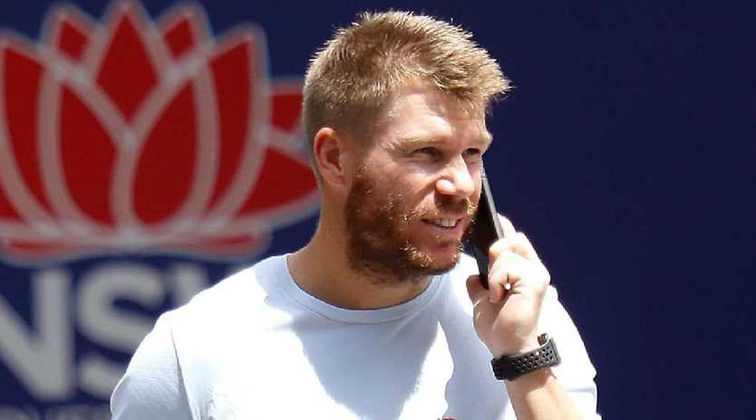 David Warner phoned teammates to apologise as part of the redemption process for his role in the 'Sandpapergate' ball-tampering scandal. Picture: MATRIX
