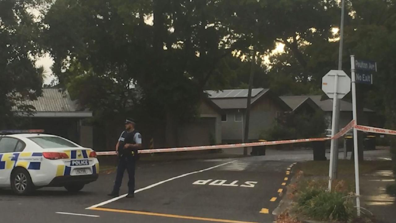 Police are looking at whether there are any links to a terror attack on mosques in Christchurch. Picture: NZ Herald