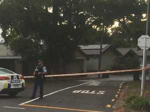 Man dead after police find gun stash in Christchurch