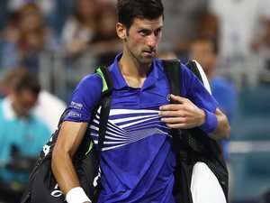 Novak overwhelmed after Miami shocker