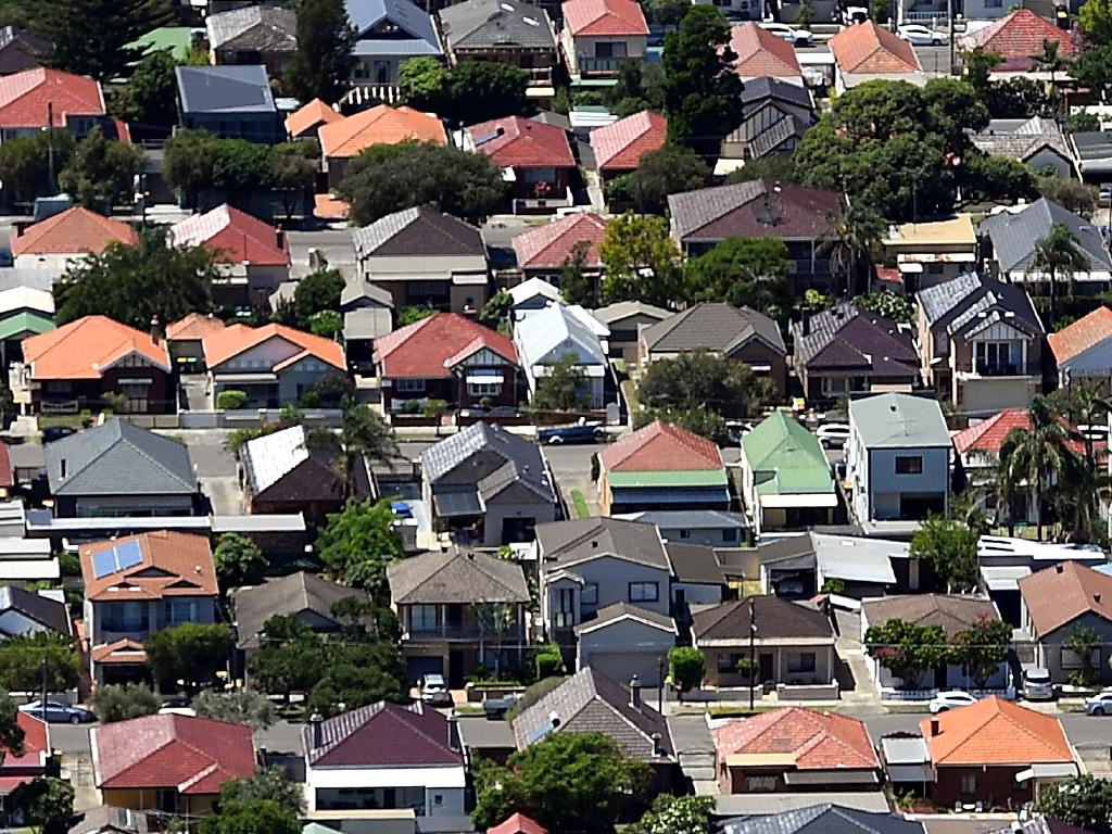 Young Australians are increasingly relying on their parents' help to get into the property market. Picture: Sam Mooy/AAP