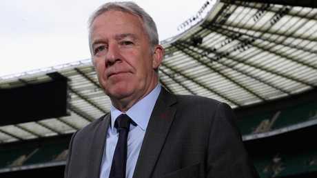 England rugby boss Nigel Melville.