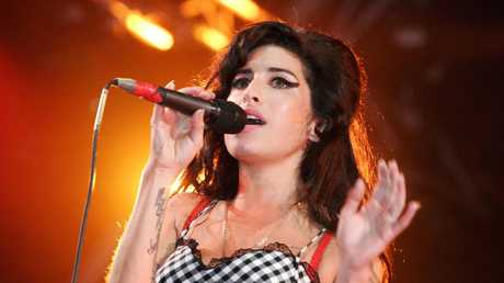 Asif Kapadia's documentary Amy showed how pressure to perform took its toll on Amy Winehouse. Picture: Entertainment One Films