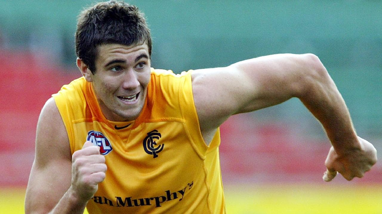 Josh Kennedy was one of the Blues' bright young talents.