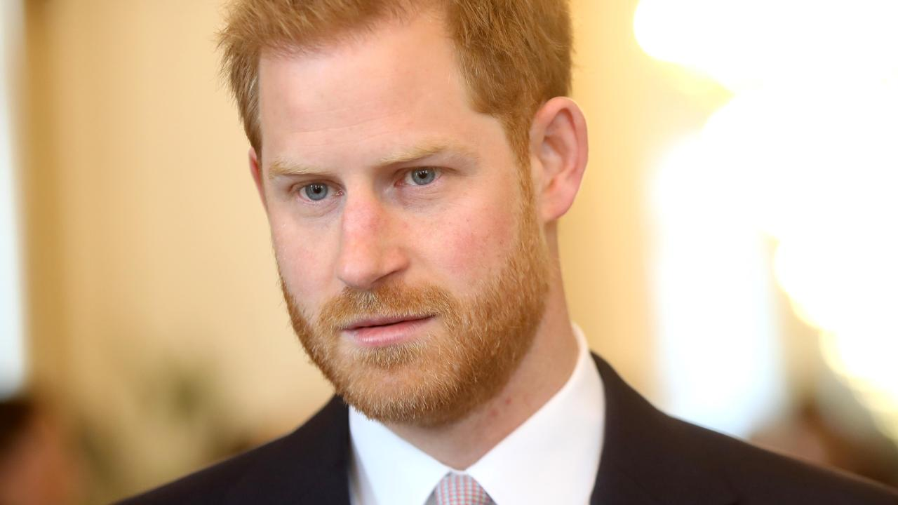 Prince Harry has cut one of his best mate's from his life. Picture: Chris Jackson — WPA Pool/Getty Images