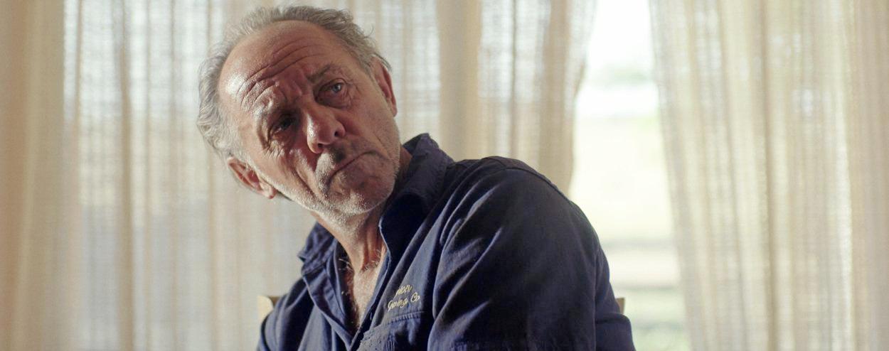 Iconic Aussie actor, David Field in The Pretend One.