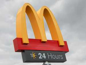Man nearly dies after Maccas blunder