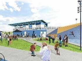 REVEALED: $2.8m transformation of Memorial Pool