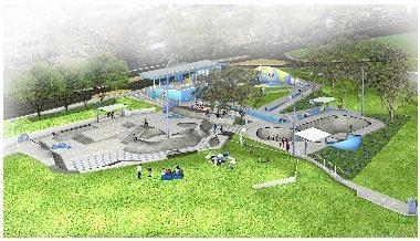 youth precinct memorial pool