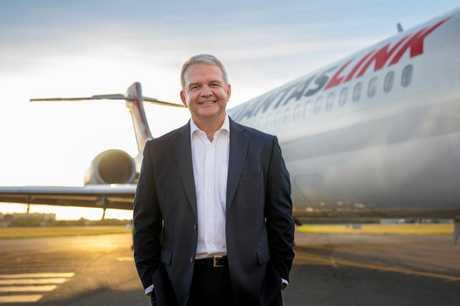Qantas carves out international flight options from Coast