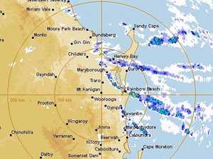 Sunshine Coast cops the most rain in state's south east