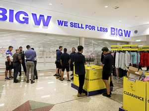 Warwick could lose beloved Big W in projected store closures