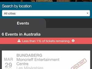 Les rip-off: Scalpers charge $188 for tickets to Bundy show