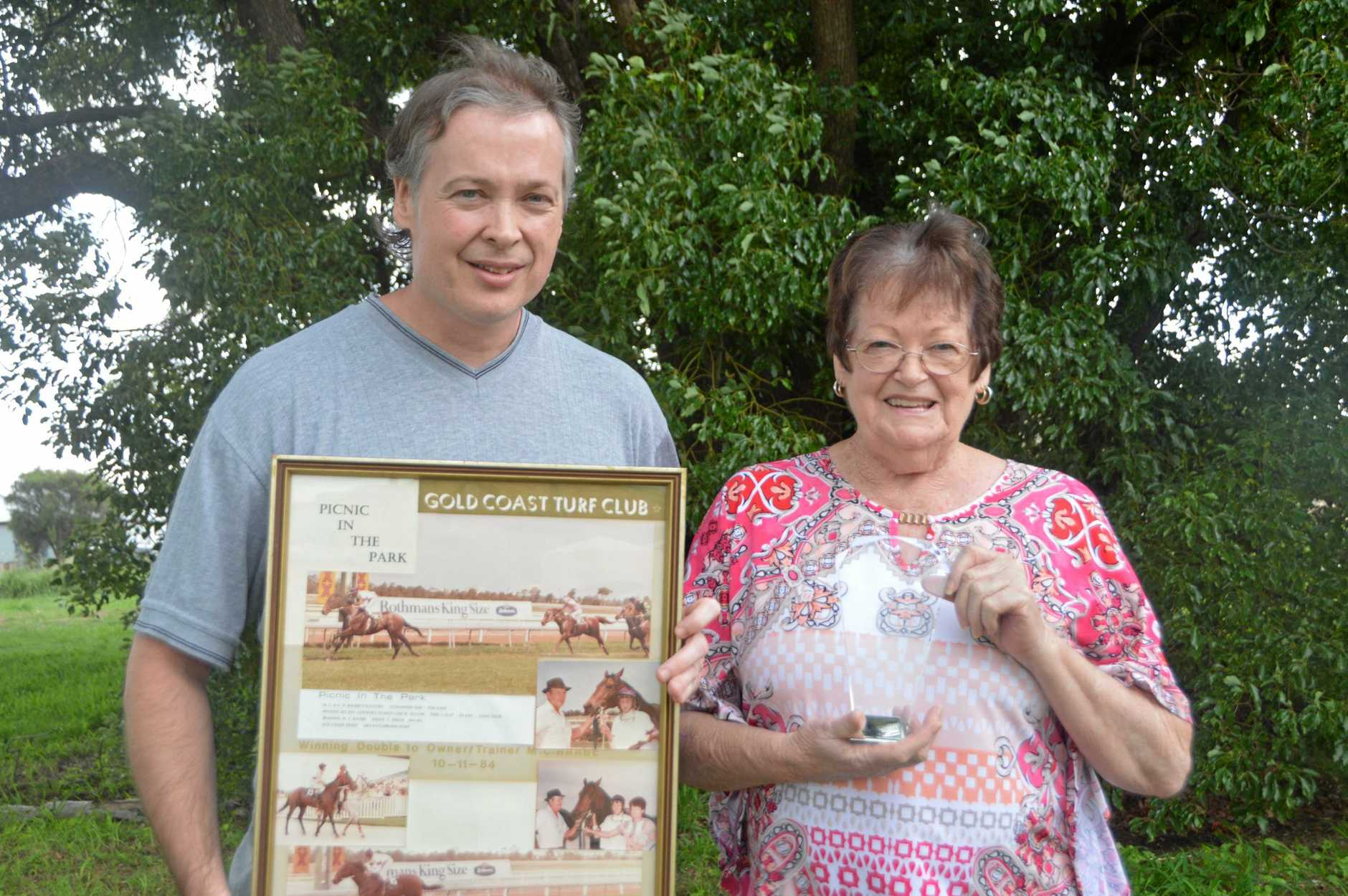 Wade and Colleen are proud of Picnic in the Park's induction into country racing's hall of fame.