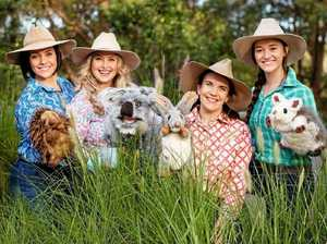 Bush playschool goes on tour for outback kids
