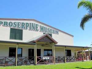 Museum flag bases stolen