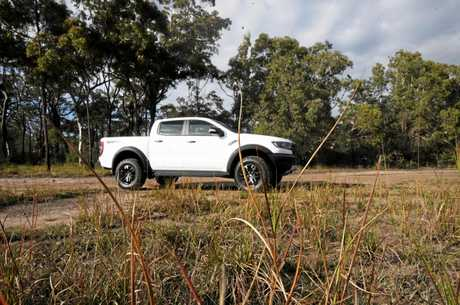 The Ford Ranger Raptor also now comes standard with AEB.