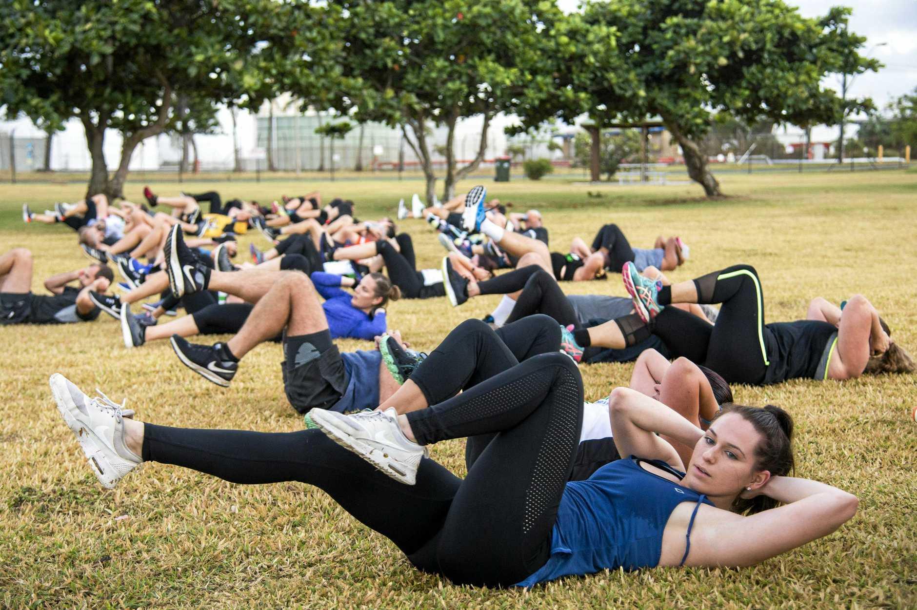 Muscle Garden Boot Camp