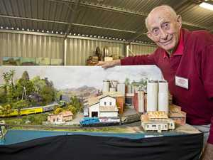 Toowoomba man captures city in model train layout