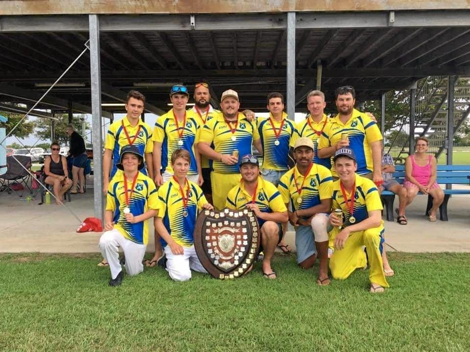 Dregernauts won the Bowen Cricket A-grade grand final last weekend.