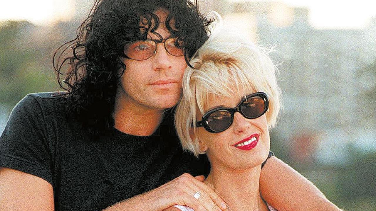 Michael Hutchence's partner Paula Yates refused to believe he committed suicide. File picture