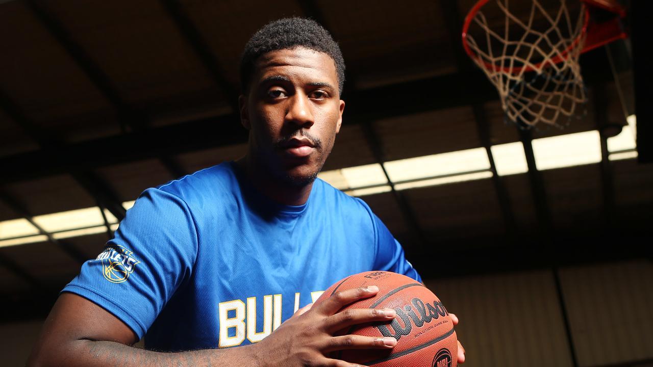 Brisbane Bullets star import Lamar Patterson