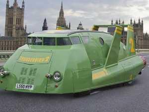 Tarago turned wacky Thunderbirds replica vehicle for sale