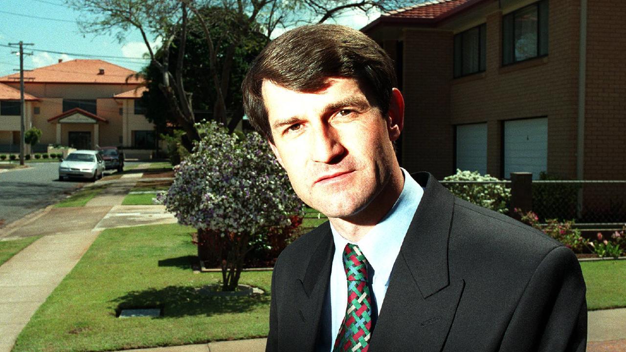 Graham Quirk in 1997.