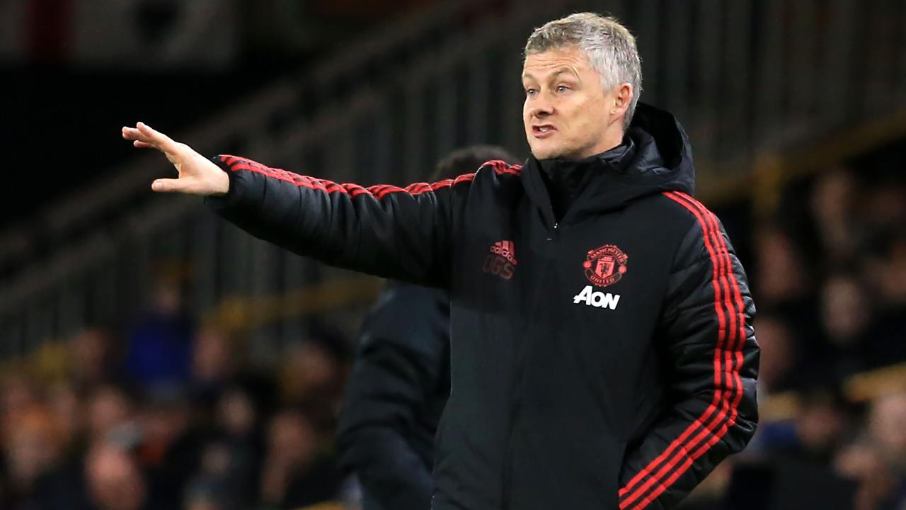 Manchester United's Norwegian head coach Ole Gunnar Solskjaer has won the role. Pic: AFP