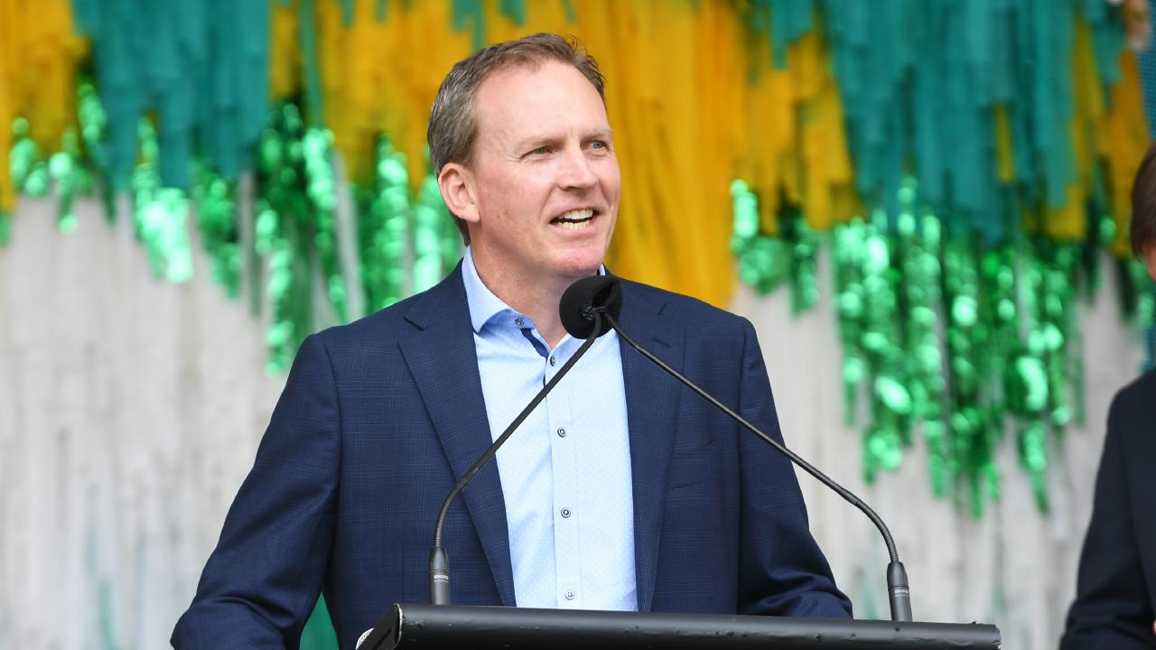 Cricket Australia CEO Kevin Roberts. Pic: AAP