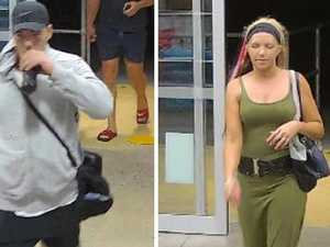 Pair allegedly stole 11 bottles of alcohol from store