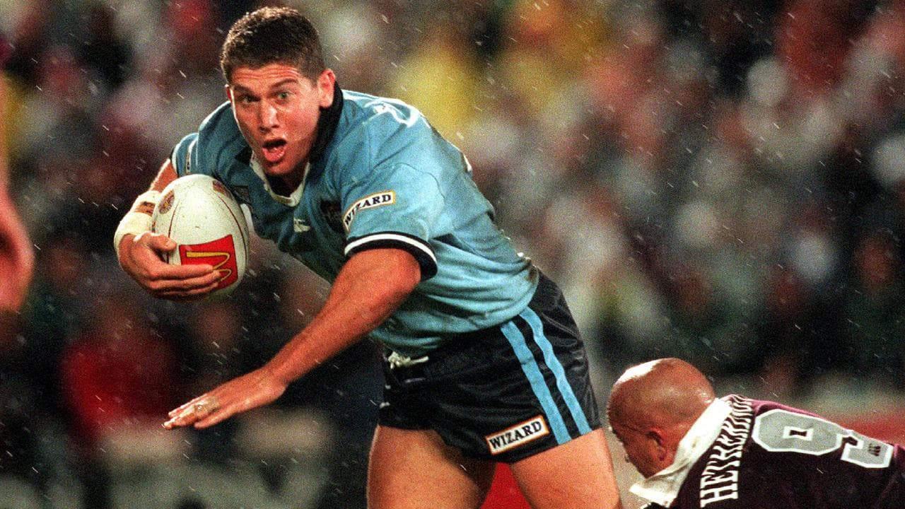 The Blues and Fletcher went on to lose the opening game and eventually draw the 1999 State of Origin series.