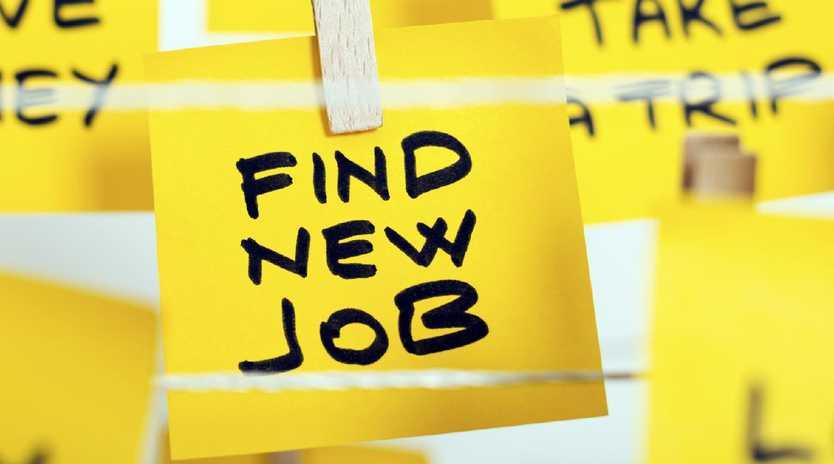 Job vacancies remain at long-term averages in Queensland.