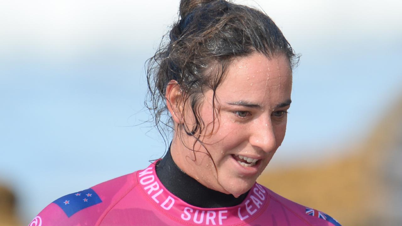 Tyler Wright will find it tough to make the Olympics if she misses half the 2019 world tour.