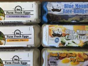 Eggs recalled over salmonella fears