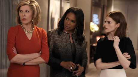 The Good Fight is one of the most gripping shows out there.