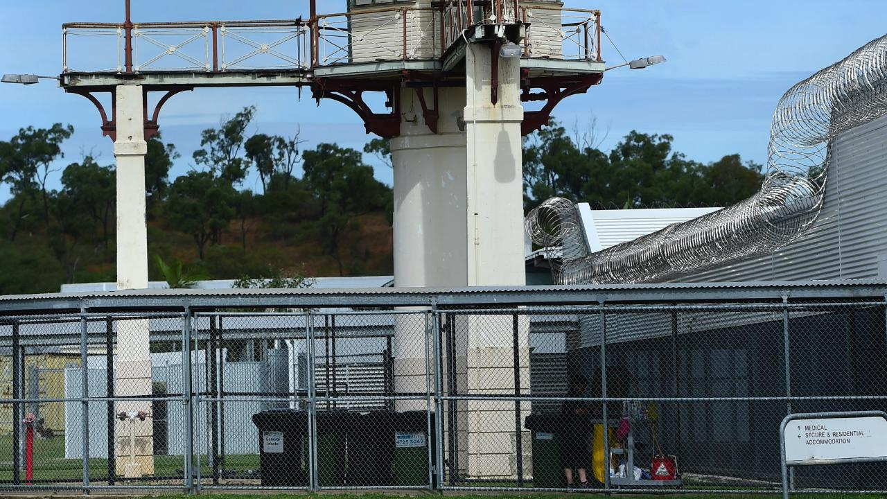 Townsville Correctional Centre is in lockdown after an officer was pricked with a syringe. File picture: Evan Morgan