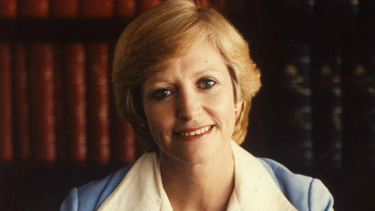 Kathy Sullivan was the former member of Moncrieff from 1984-2001 Picture: Don Taylor.