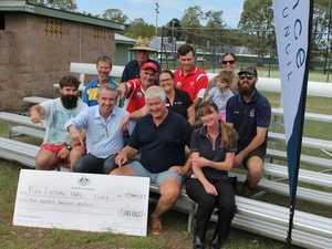 $500k upgrade for Iluka's sporting centre