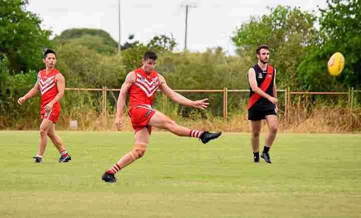 Yeppoon Swans powerhouse Tommy Cossens is back to his brilliant best for the start of the 2019 season.