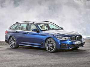 ROAD TEST: Plush load lugging in BMW 530i Touring