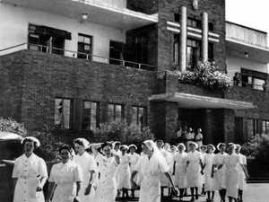 BACK IN TIME: South Burnett nurses finish their shift