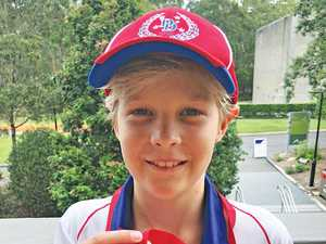 Allora swimmer claims two Qld medals