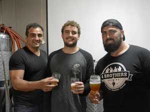 Toowoomba band brews up own Flaming Venice Pale Ale