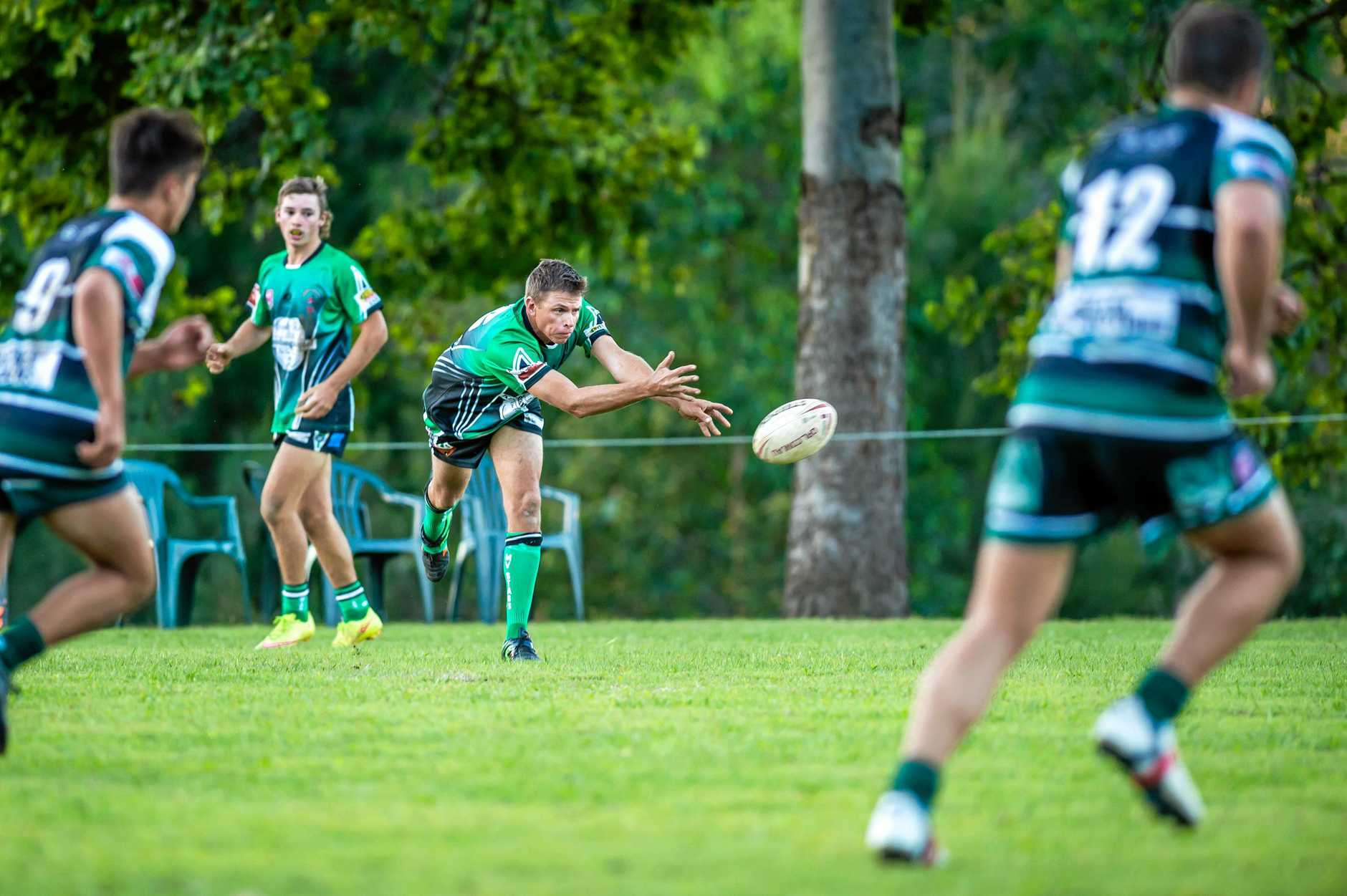 Rugby League - Mary Valley Stags vs Maroochydore - Jason Woods Stags