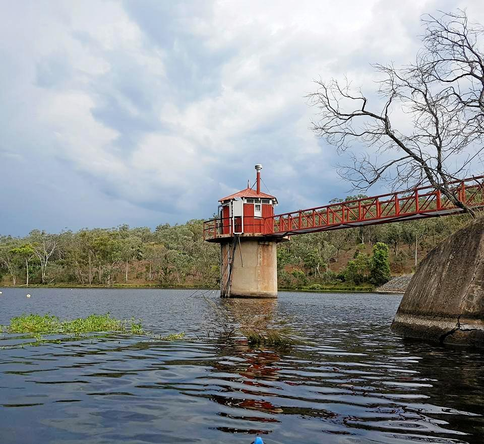 Connolly Dam emergency assessment triggers warning from former mayor.