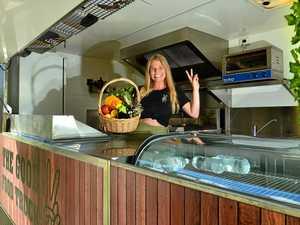 New food truck serves up vegetarian, vegan food
