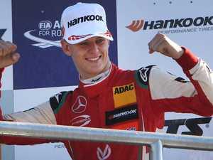 F1 stars react to Schumacher news