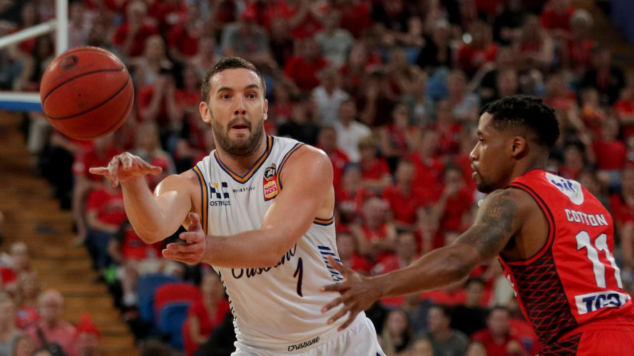 Adam Gibson could have played his last game for the Bullets.