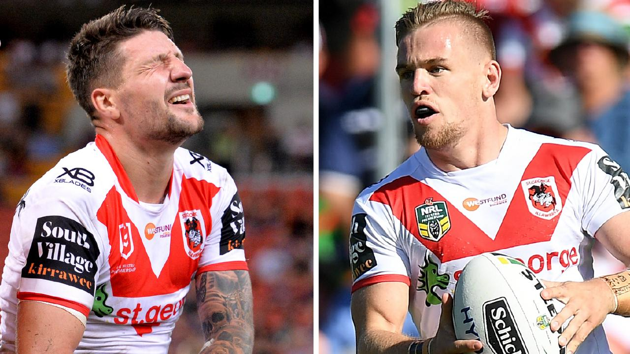 Gareth Widdop's injury will save Matt Dufty's place in the team.